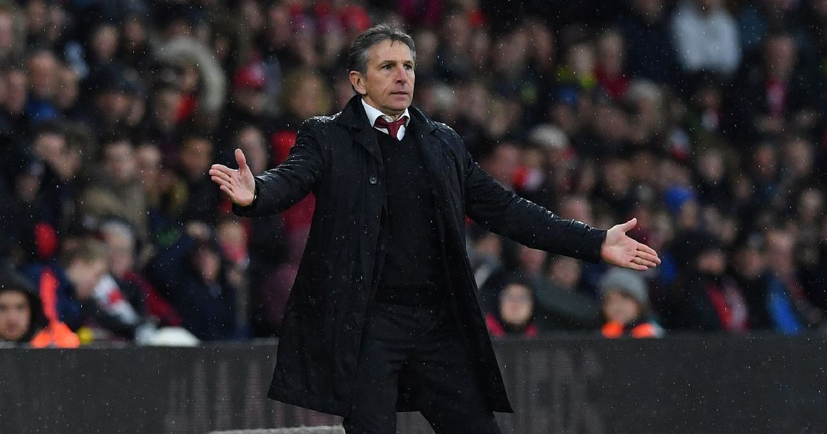 Claude Puel named new Leicester City coach