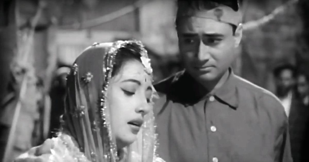 Picture the song: 'Chal Ri Sajni' from 'Bombai Ka Babu' is about a love that cannot speak its name