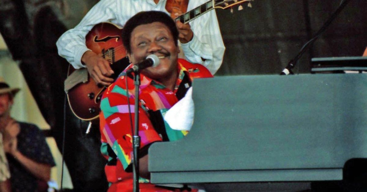 Fats Domino: The quiet rock 'n' roll rebel who defied US segregation