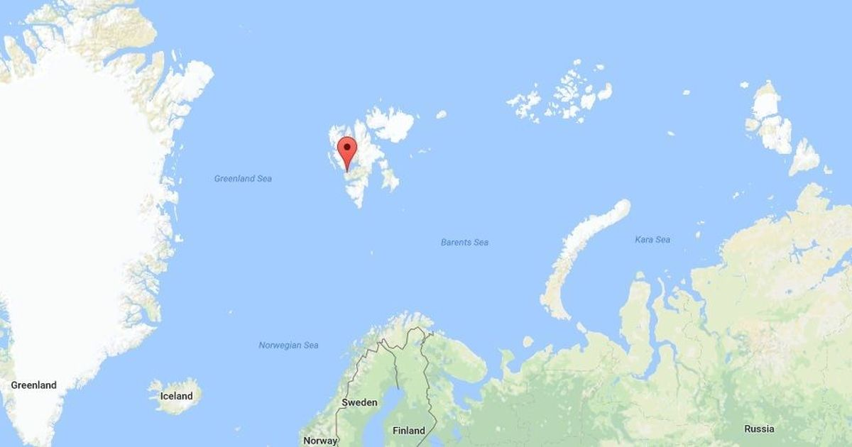 Russian helicopter with eight on board crashes near Norway's Svalbard archipelago