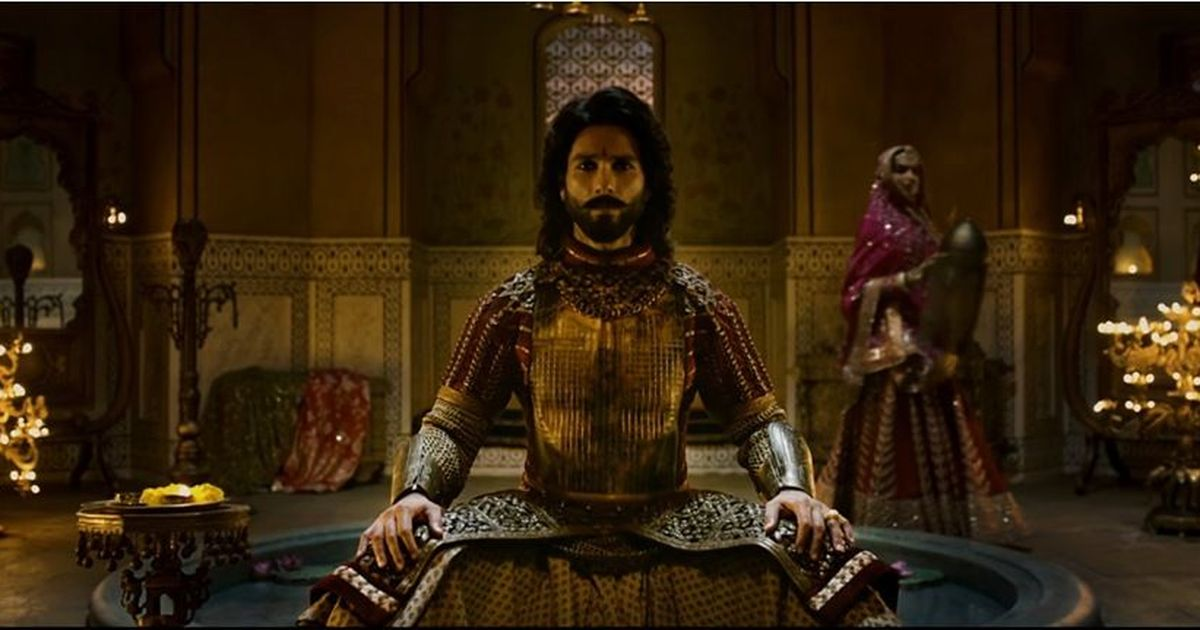 Supreme Court Clears Release Of 'Padmaavat' By Overturning Six-State Ban