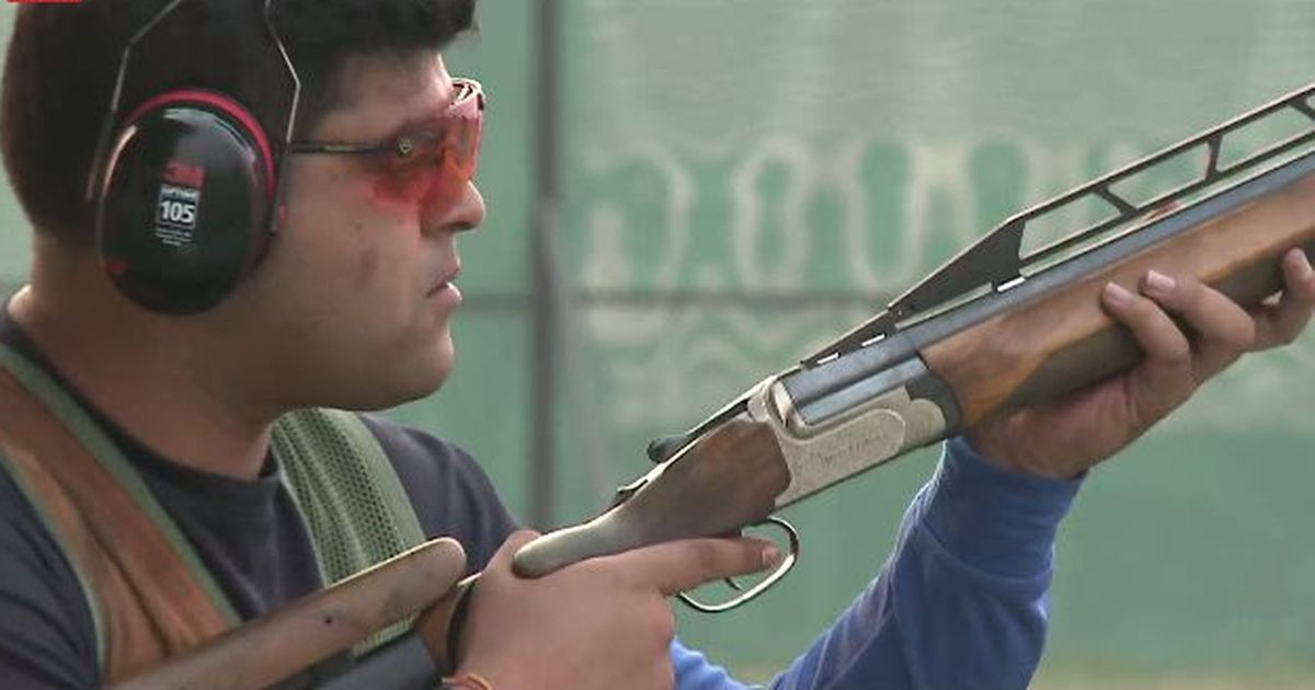Shooting World Cup: Sangram Dahiya wins silver in men's double's trap