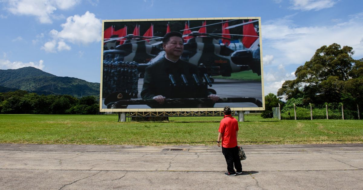 Look North: China's Xi Jinping is set to usher in a new world order – and India must befriend him