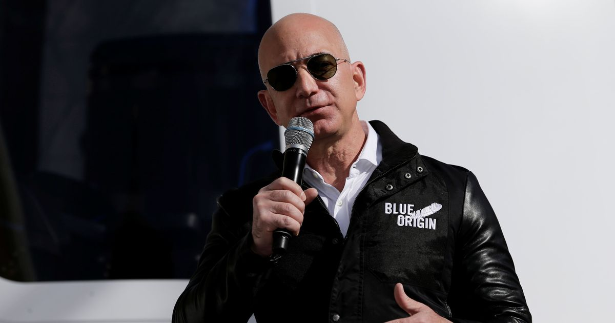 Amazon CEO Jeff Bezos surpasses Bill Gates to become the richest person in the world
