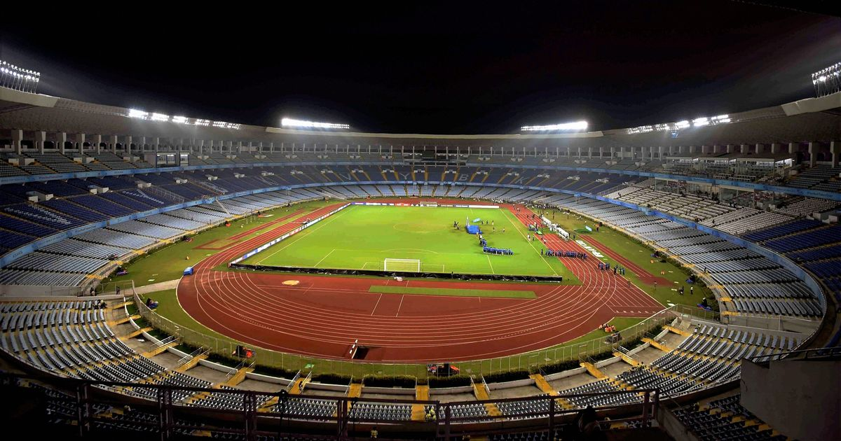 U-17 Women's World Cup: Fifa officials happy with infrastructure at Kolkata's Salt Lake stadium