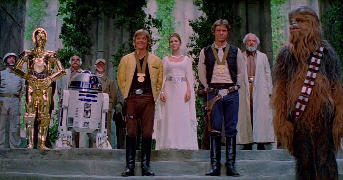 John Mollo, costume designer behind 'Star Wars', 'Gandhi' and 'Alien', dies