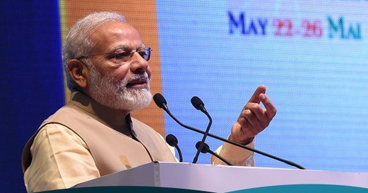 Terrorism is a threat to humanity: PM Narendra Modi