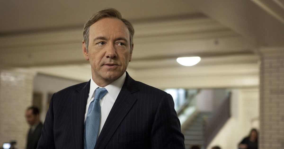 Kevin Spacey apologises after being accused of sexually inappropriate behaviour with a minor