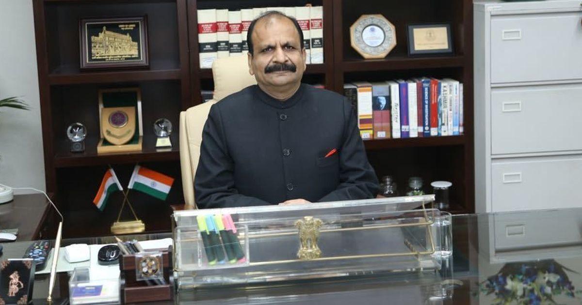 YC Modi takes charge as NIA Director