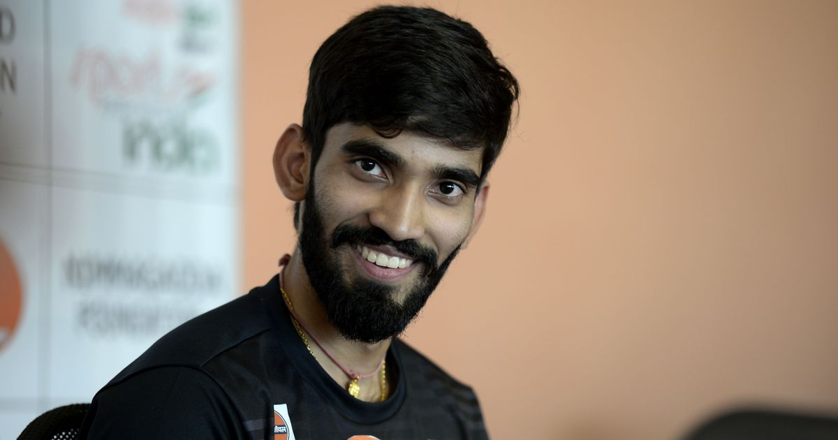 Kidambi Srikanth cruises to number 1 spot in BWF Rankings