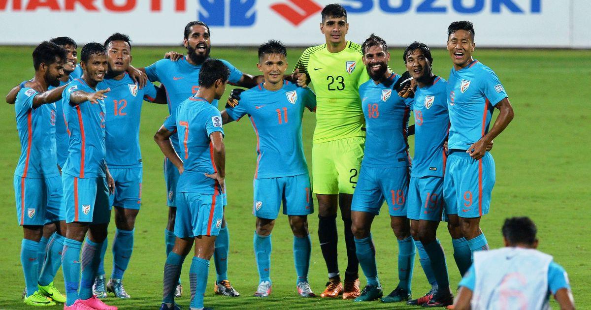 Federation Internationale de Football Association rankings: India climb to 102nd rank