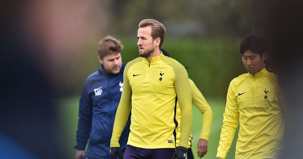 Champions League: Harry Kane and Tottenham gear up for Juventus test