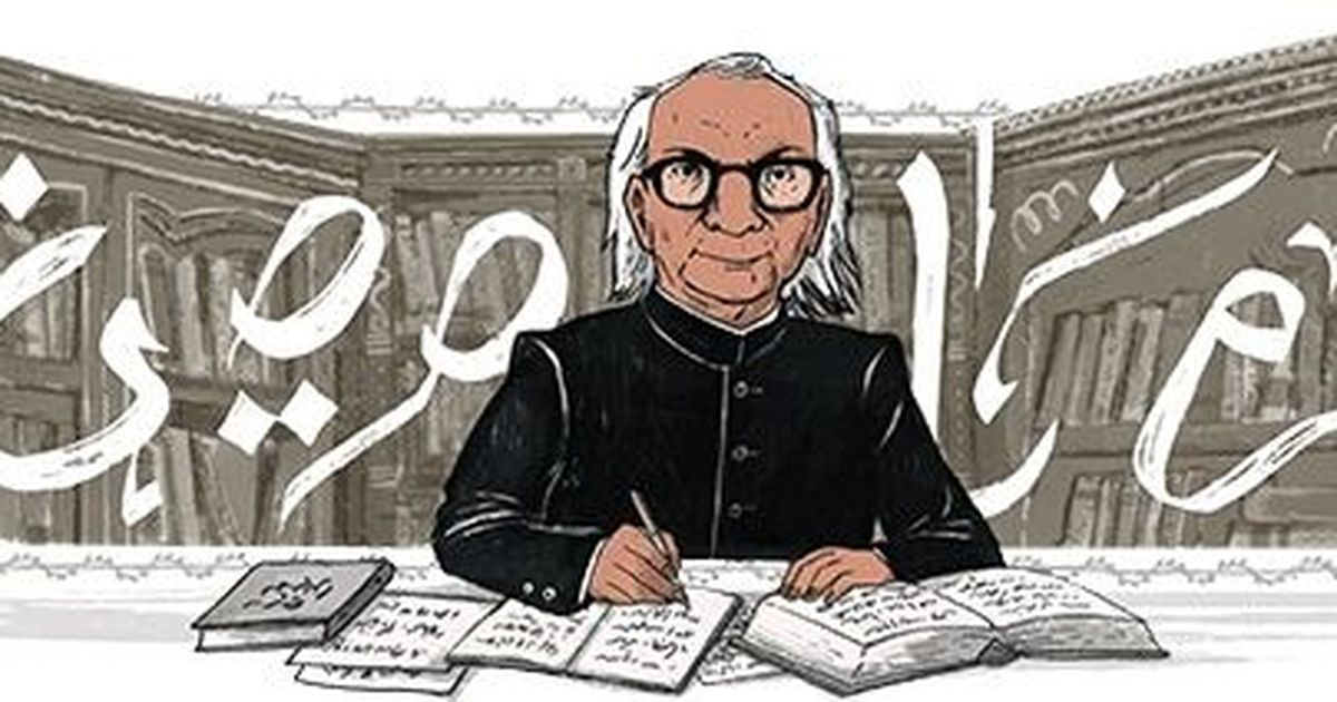 Here's why Google is celebrating birthday of Indian writer Abdul Desnavi
