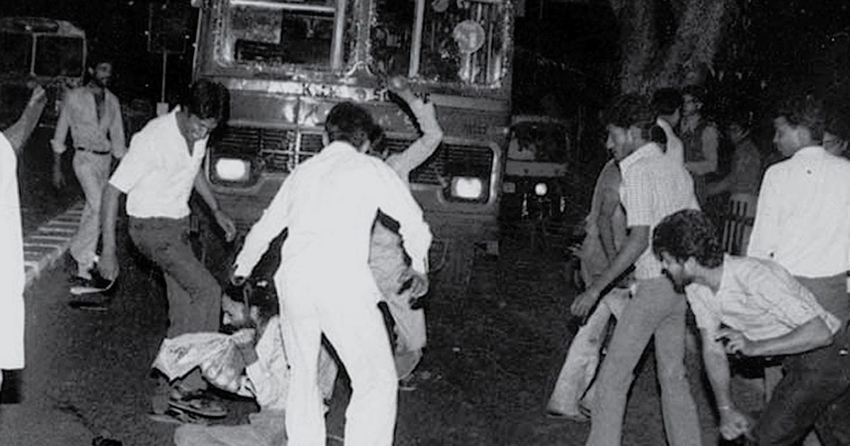 Has Supreme Court censured Modi government by reopening the 1984 Sikh massacre cases its SIT closed?