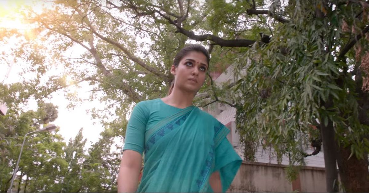Water scarcity and Nayanthara as a strong-willed district collector in 'Aramm' trailer