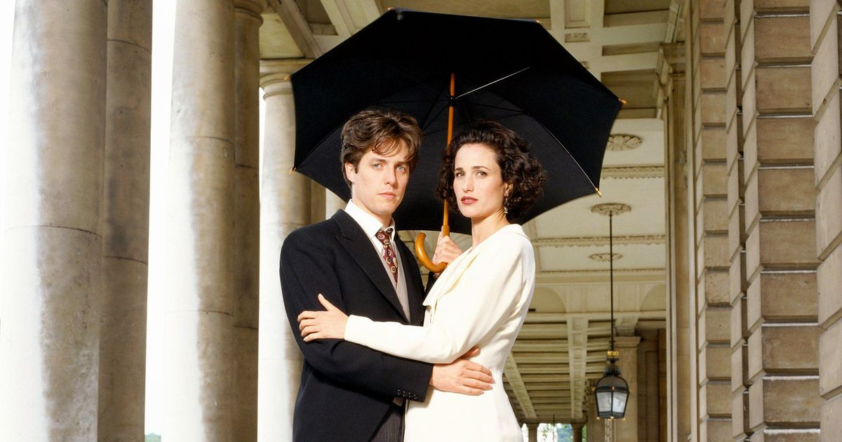 Four Weddings And A Funeral TV Series in Development