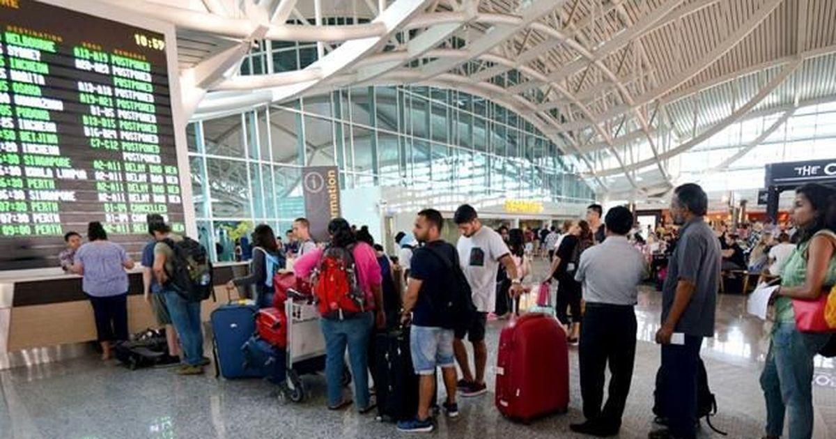 More Immigration Counters At IGI Airport By Jan