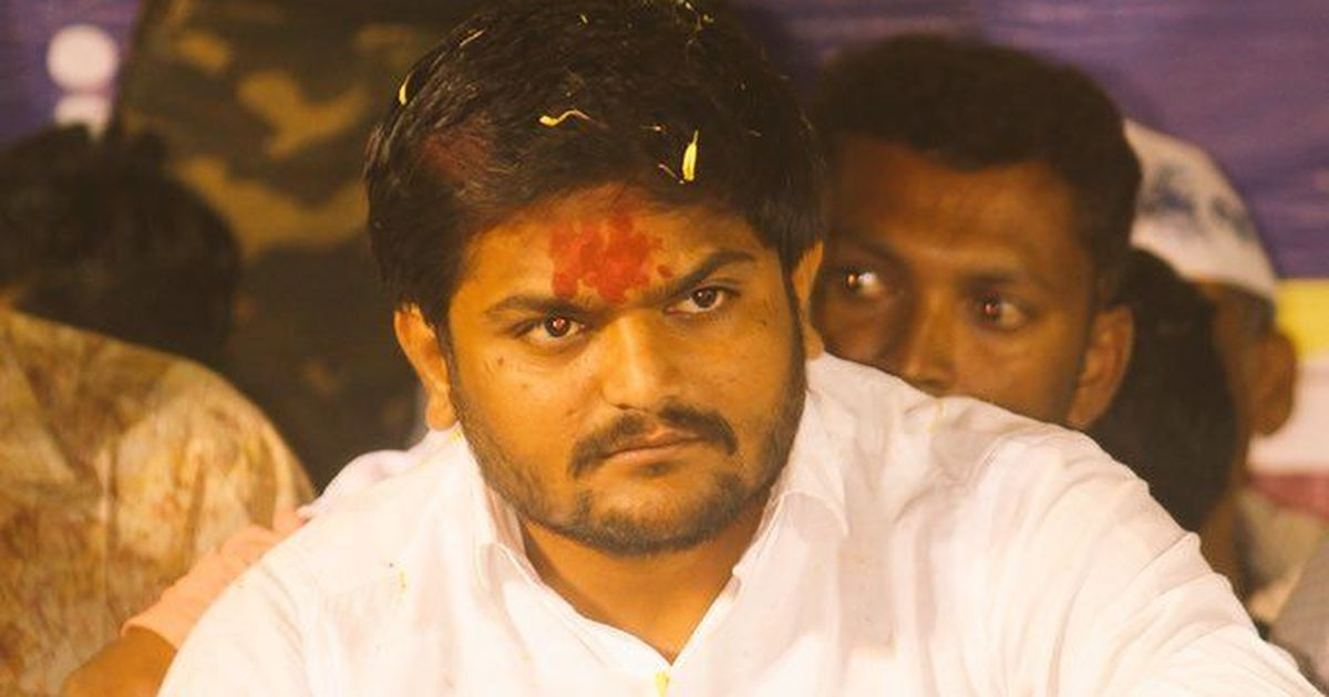 Gujarat: Hardik Patel hospitalised as his health deteriorates after 14 days of hunger strike