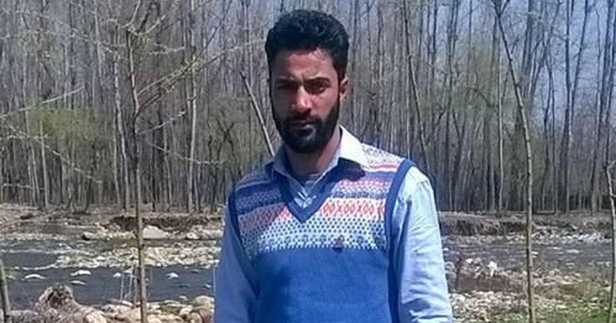 Throat-slit body of BJP Youth President found in Shopian
