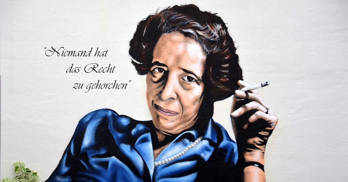 Ten things Hannah Arendt said that are eerily relevant in today's political times