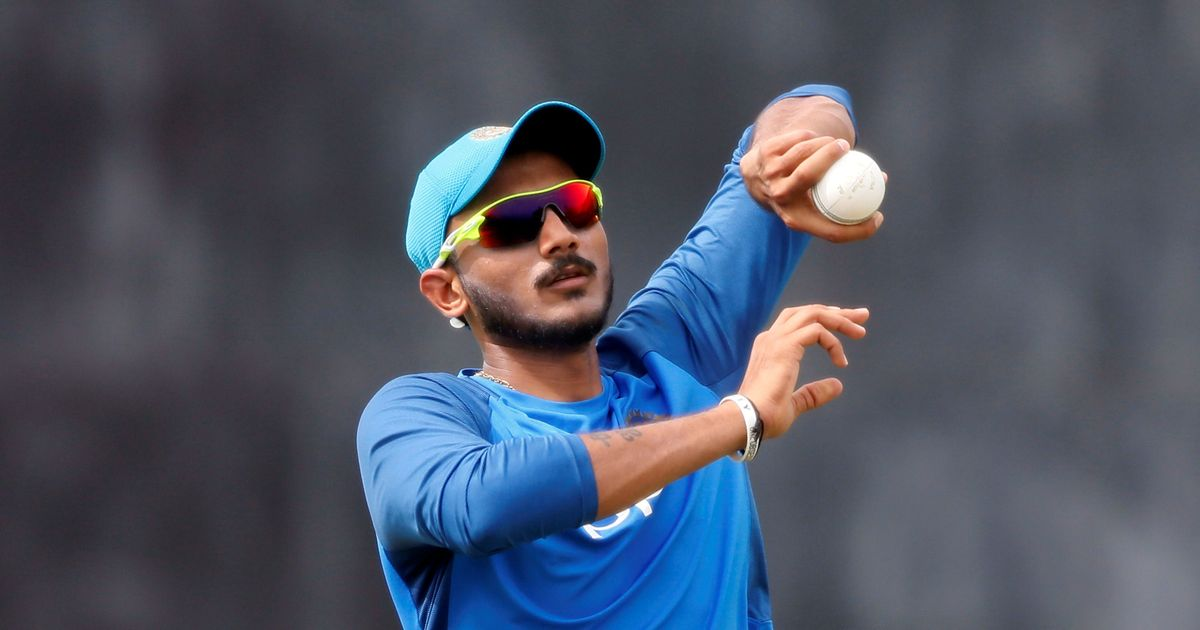 India's Axar Patel to play county cricket