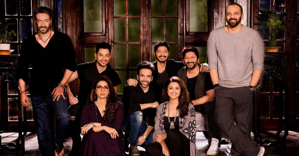 'Golmaal Again' is 2017's highest-grossing film so far, says report
