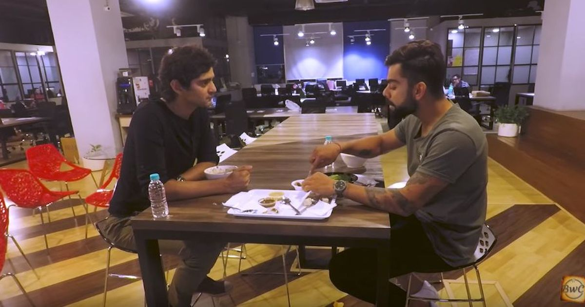 Watch: In this epic interview, Virat Kohli spares no one... not even himself