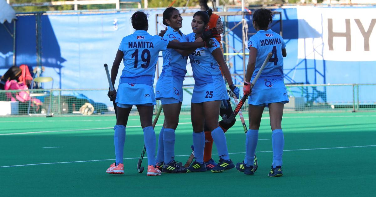 Hockey: India women bounce back with 3-1 win to clinch series in South Korea
