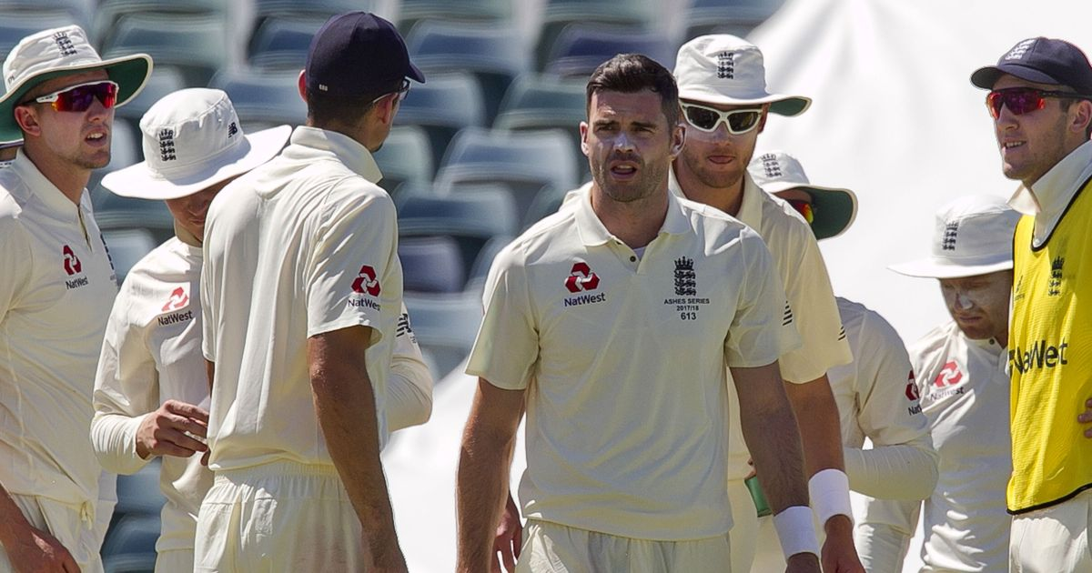 James Anderson claims four as England draw Ashes tour opener