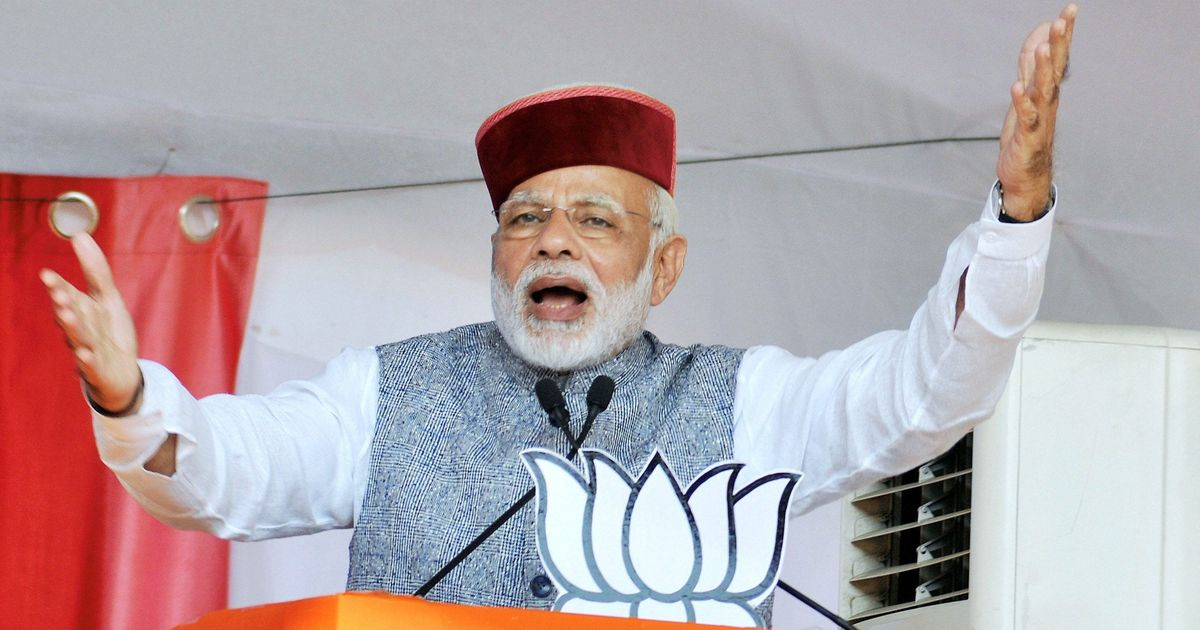 Gujarat election: Congress opposes BJP 'just for the sake of opposition', says Modi