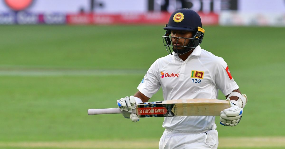 Sri Lanka drop Kushal Mendis from Test squad for upcoming India tour