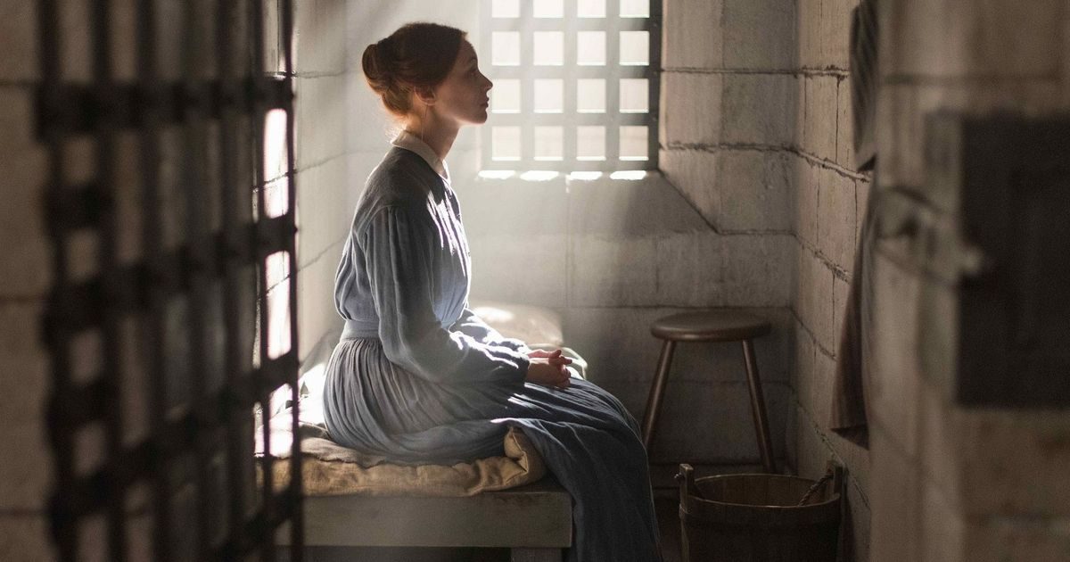 Sewing quilts and spinning tales in Netflix's stunning new miniseries 'Alias Grace'