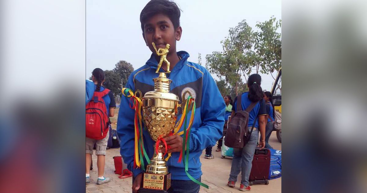 A 12-year-old succeeding in U-19 cricket: Meet G Trisha, Hyderabad's sensational prodigy