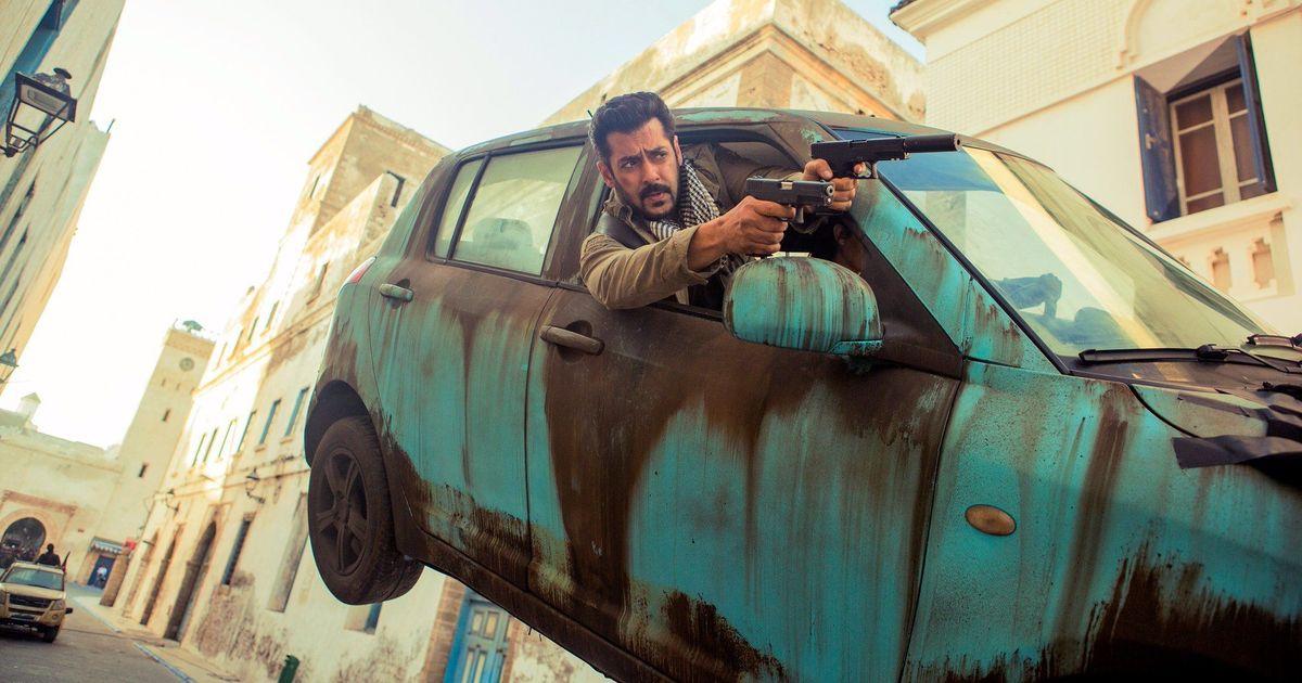 Watch: Salman Khan and Katrina Kaif battle a Islamic State-style group in 'Tiger Zinda Hai' trailer