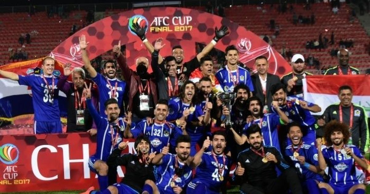 Air Force Club secure second successive AFC Cup title