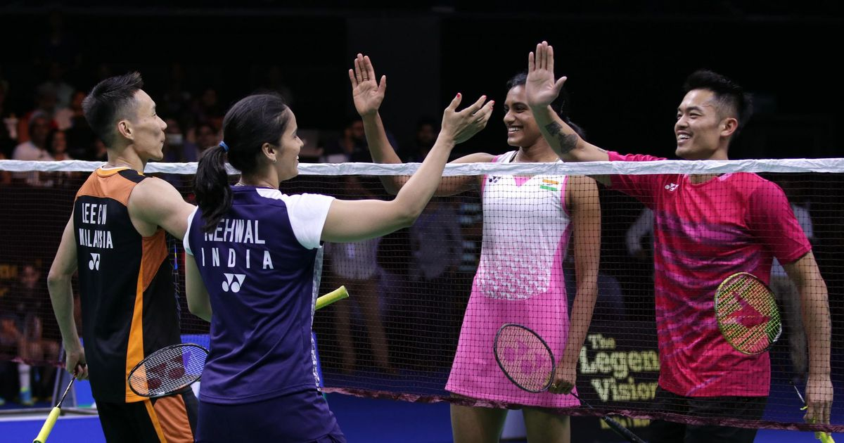Video: When badminton legends graced Mumbai and put together a show to remember