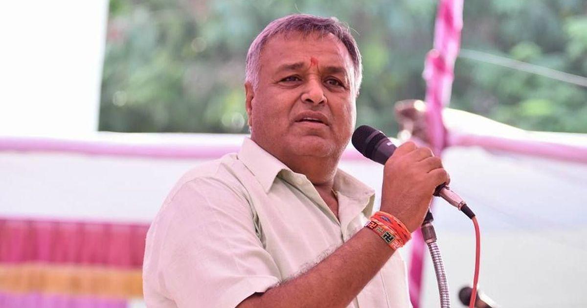 गुजरात : आरटीआई कार्यकर्ता की हत्या के मामले में भाजपा के पूर्व सांसद दीनू सोलंकी दोषी करार