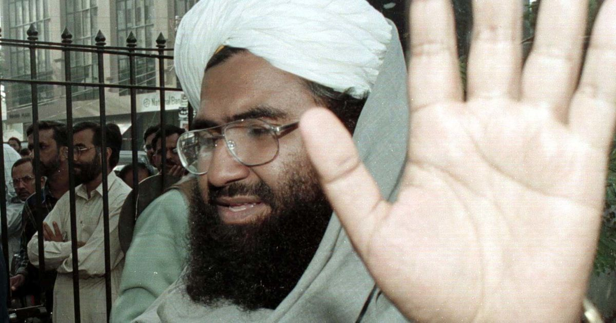 'There's no consensus': China defends blocking of attempts at UN to name Masood Azhar a terrorist