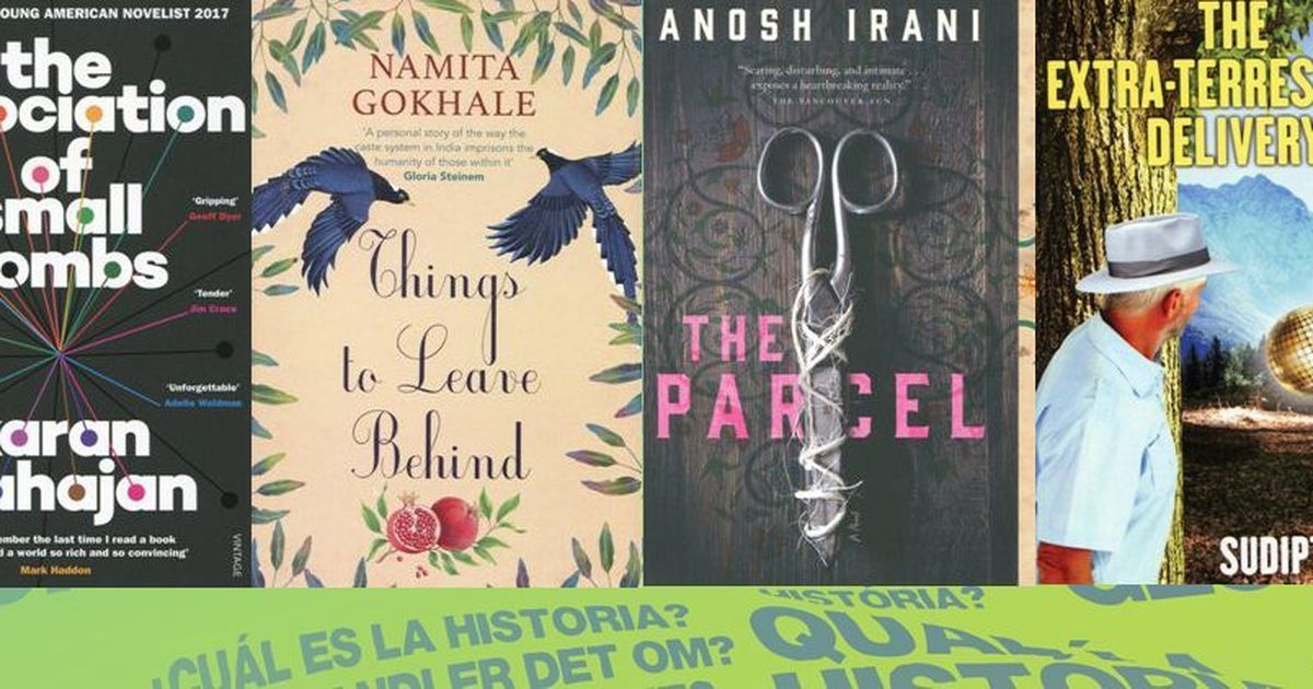 Four Indian novels make it to the longlist of the 2018 Dublin Literary Award