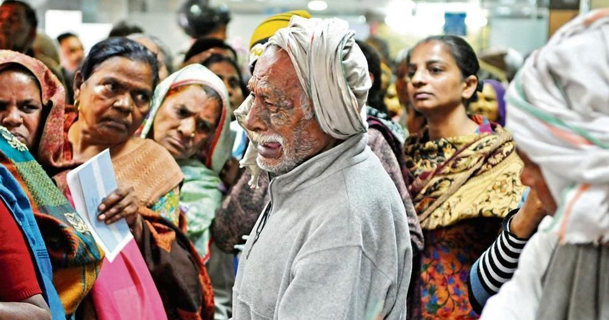 'Don't know who benefited from note ban', says the man who became the face of demonetisation misery