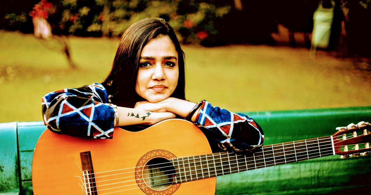 A young Indian singer is turning to Hindi literature's most eminent poets for lyrics