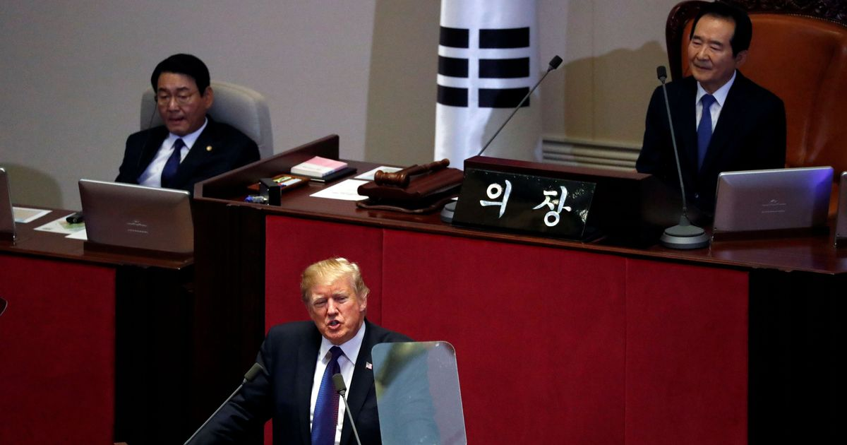 'Do not try us', US President Donald Trump warns North Korea's Kim Jong-Un