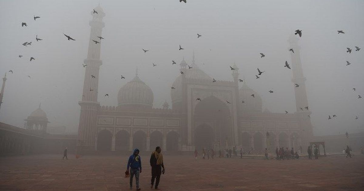 Infernal cities: Like London in a bygone age, Delhi has turned into the site of nightmares