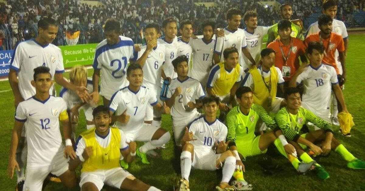 India thrash Turkmenistan 3-0 in AFC U-19 Championship Qualifiers