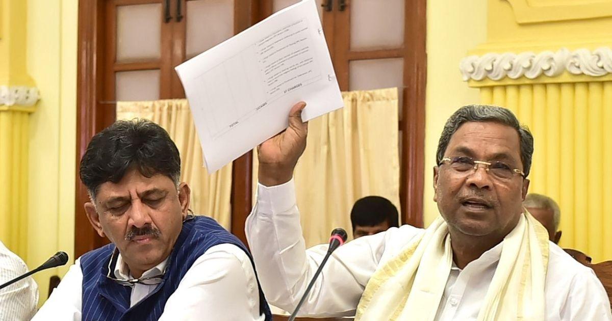 कर्नाटक चुनाव : कांग्रेस की पहली सूची जारी, 10 विधायकों का पत्ता साफ
