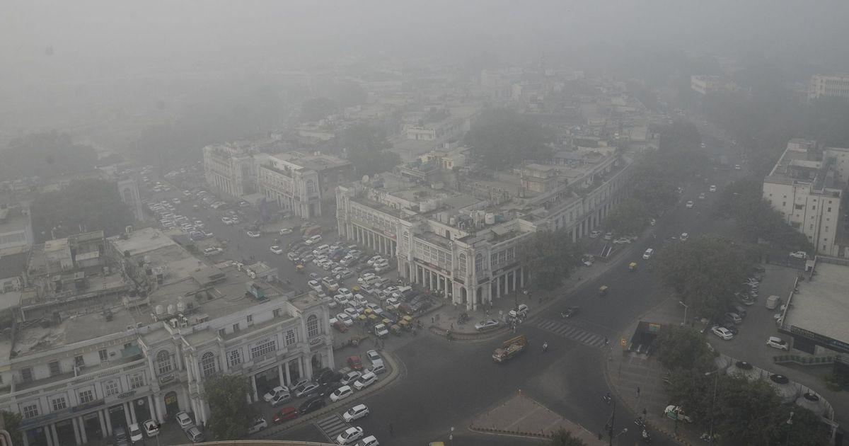 NASA Releases Smog Images of Delhi, Haryana, Punjab and Pakistan