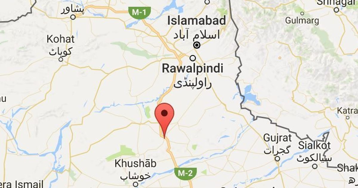 20 killed in road accident at Dhok Pathan near Chakwal