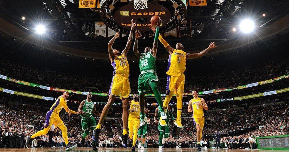 NBA: Boston Celtics crush LA Lakers to win 10th consecutive game