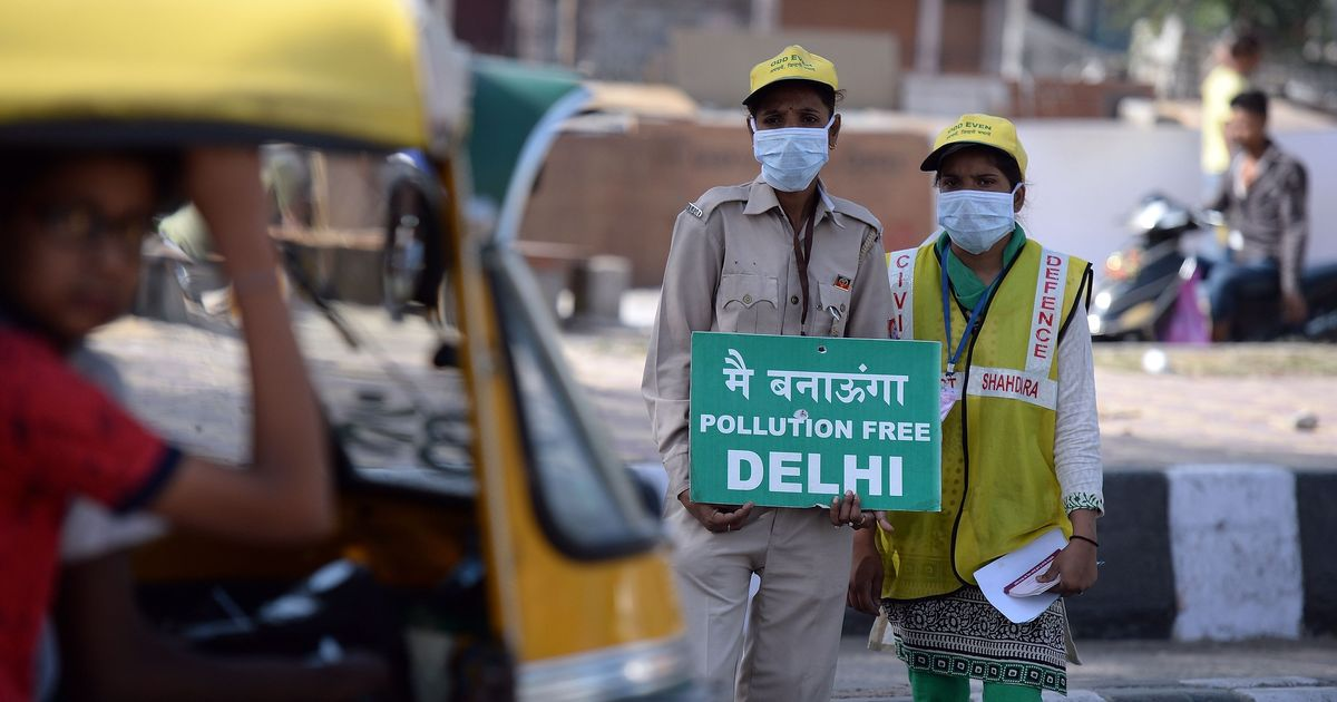 No conclusive data to show a direct link between air pollution and deaths, Centre tells Rajya Sabha