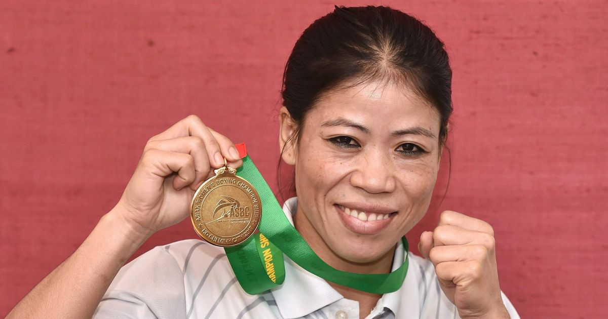 NPF congratulates Mary Kom